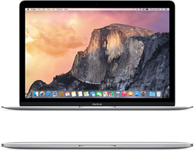 MacBook Retina, 12-inch, Early 2015