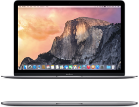 MacBook Retina, 12-inch, Early 2015