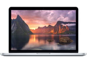 MacBook Pro Retina, 15-inch, Mid 2015