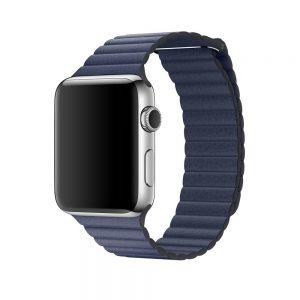 بند اپل واچ leather loop