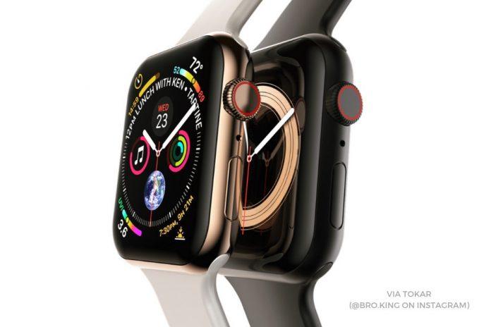 اپل واچ ۴